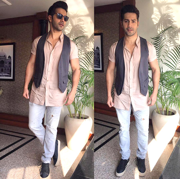 #2017TheYearThatWas When Varun Dhawan threw us a curveball with his eclectic style choices!-7
