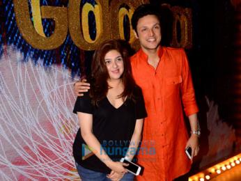 Ahan Shetty and Tania Shroff snapped at the Gaaya pop up hosted by Gayatri Kilachand and Priyanka Thakur