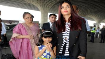 Aishwarya Rai Bachchan, Katrina Kaif and others snapped at the airport