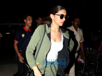 Ajay Devgn, Arbaaz Khan and others snapped at the airport