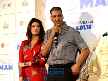 Akshay Kumar launches the song 'Aaj Se Teri' from Pad Man