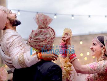 Anushka Sharma and Virat Kohli get married in Italy