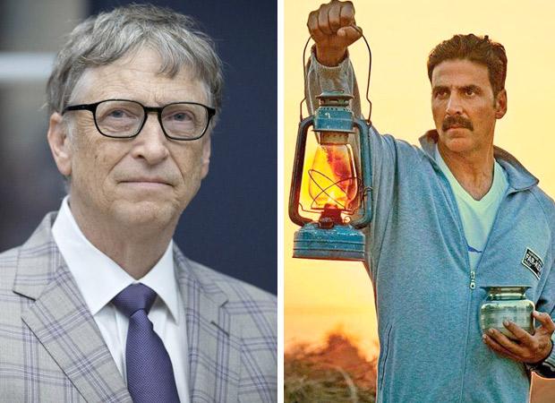 Bill Gates reveals Akshay Kumar- Bhumi Pednekar starrer Toilet- Ek Prem Katha inspired him