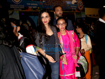 Bollywood stars attend the Annual Day celebrations at Dhirubhai Ambani International School