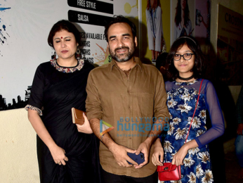 Cast of Fukrey Returns attend the special screening of the film