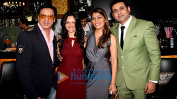 Celebs grace Joe Rajan's annual pre Christmas brunch