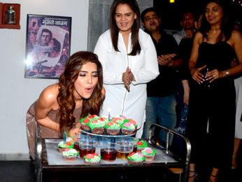 Celebs grace Karishma Tanna's birthday