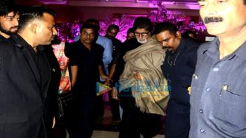 Celebs grace Krunal Pandya and Pankhuri Sharma's wedding reception