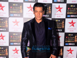 Celebs walk the red carpet of Star Screen Awards 2017