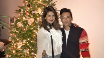 Check out Priyanka Chopra begins Christmas celebration early with designer Prabal Gurung