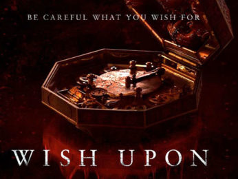 Check out this scary motion poster of the film 'Wish Upon'