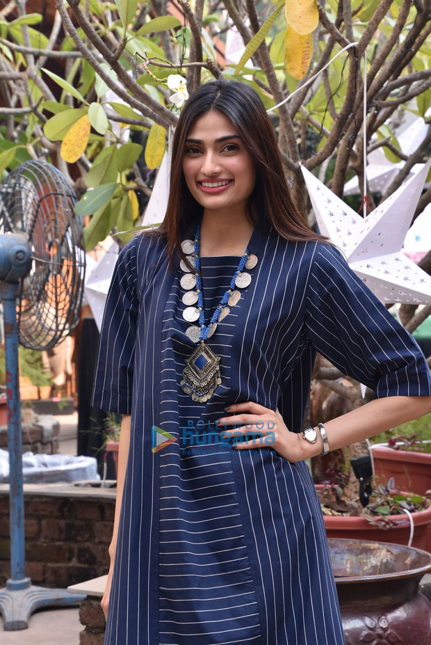 Daily Style Pill Athiya Shetty's effortless style plour Monday blues!