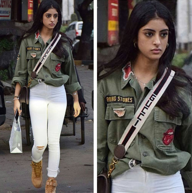 Daily Style Pill Navya Naveli Nanda's off-duty outfit to try this winter! (2)