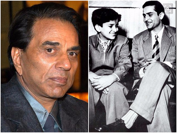 Dharmendra remembers his 'childhood admiration' Shashi Kapoor in a heartbreaking post!