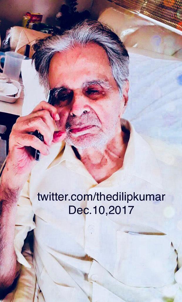 Happy Birthday Dilip Kumar turns 95; successfully treated for bronchial pneumonia