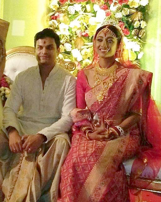 Hate Story actress Paoli Dam gets married to businessman Arjun Deb