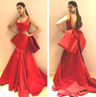 Here's what your favourite female stars wore at Filmfare Glamour and Style Awards 2017