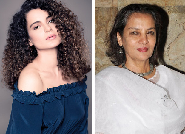Here's why Kangana Ranaut refused to support Shabana Azmi in her 'Deepika Bachao' campaign