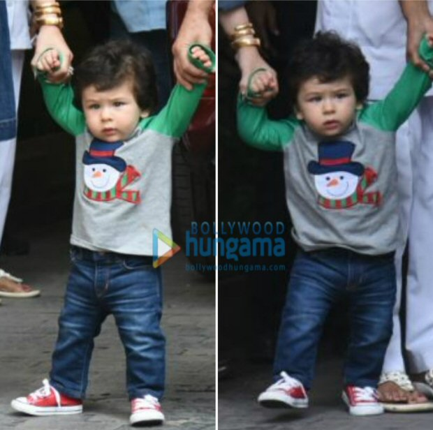 INSIDE PHOTOS Taimur Ali Khan was the star at the Kapoors' annual Christmas Lunch (2)