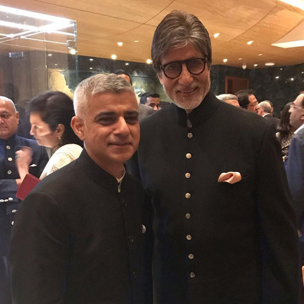 INSIDE PICS From Amitabh Bachchan to Shah Rukh Khan, film stars bond with Mayor of London at the Ambani bash (2)