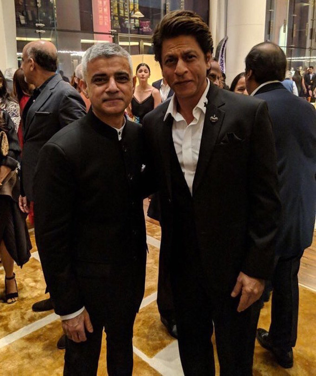 INSIDE PICS From Amitabh Bachchan to Shah Rukh Khan, film stars bond with Mayor of London at the Ambani bash (3)