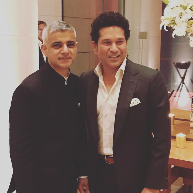 INSIDE PICS From Amitabh Bachchan to Shah Rukh Khan, film stars bond with Mayor of London at the Ambani bash (5)
