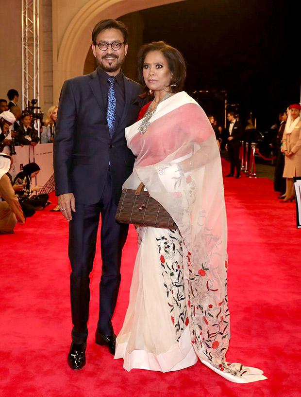 Irrfan Khan felicitated alongside the likes of Patrick Stewart and Cate Blanchett at the Dubai International Film Festival (4)