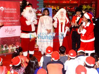 Isha Ambani celebrate Christmas with underprivileged children at Hamley's