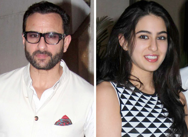 It will be like my film releasing, Saif Ali Khan on Sara Ali Khan's Bollywood debut with Kedarnath