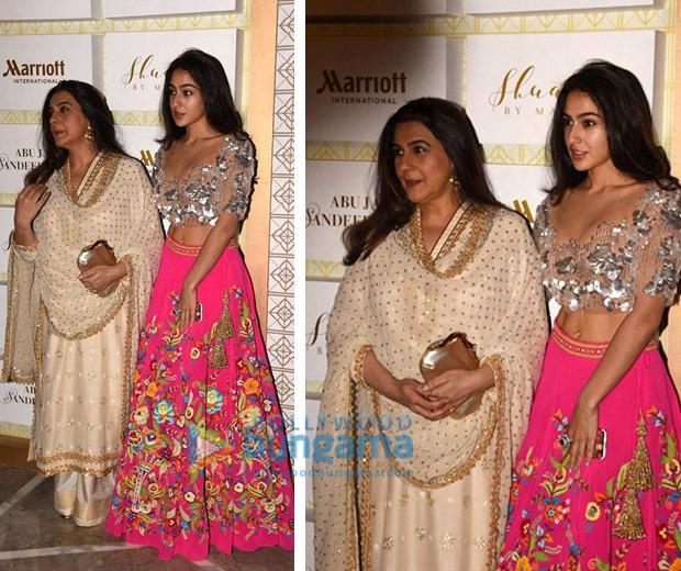 Jhanvi Kapoor and Sara Ali Khan11