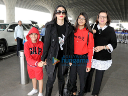 Karisma Kapoor, Irrfan Khan, Shamita Shetty and Kanika Kapoor snapped at the airport