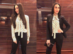 Karisma Kapoor shows us why polka dots can never go out of fashion with two gorgeous looks!