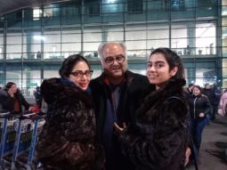 Khushi Kapoor arrive in Moscow1