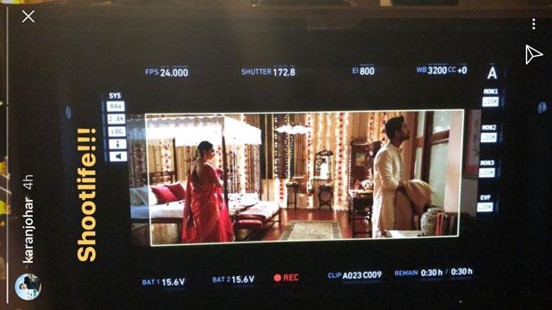 Kiara-Advani-and-Vicky-Kaushal-shoot-their-marriage-scene-for-this-Karan-Johar-film-100