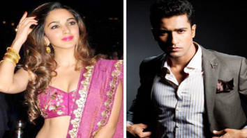 Kiara Advani and Vicky Kaushal shoot their marriage scene for this Karan Johar film features