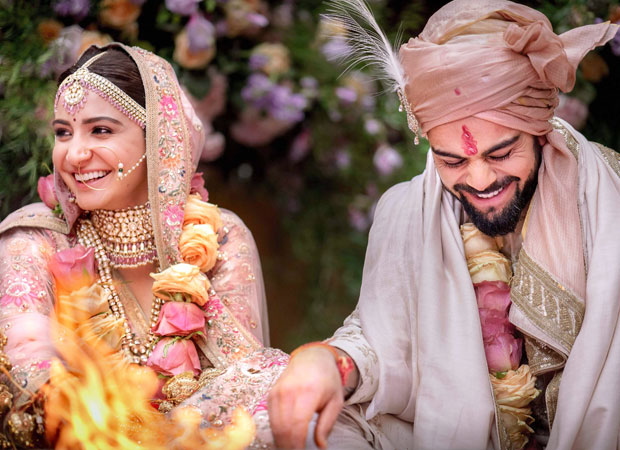 Newly-weds Virat Kohli and Anushka Sharma are returning from Tuscany to Mumbai tonight! news