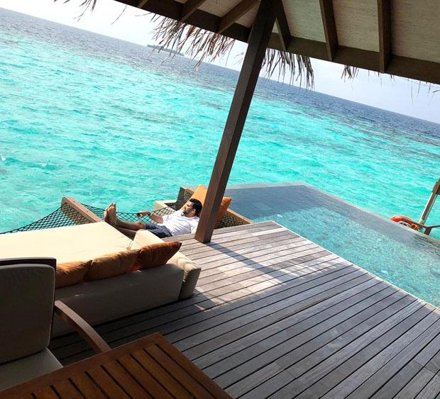 Newlyweds Zaheer Khan and Sagarika Ghatge go diving during their honeymoon in Maldives (3)