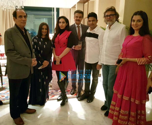 PHOTOS It's a wrap for Aishwarya Rai Bachchan- Anil Kapoor- Rajkummar Rao starrer Fanne Khan (2)