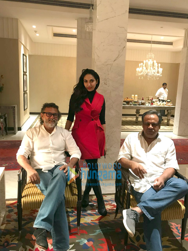 PHOTOS It's a wrap for Aishwarya Rai Bachchan- Anil Kapoor- Rajkummar Rao starrer Fanne Khan (3)