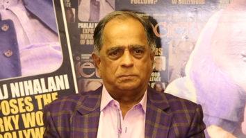 Pahlaj Nihalani COMMENTS On Prasoon Joshi's Working Style  CBFC  Society Magazine Event