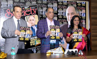 Pahlaj Nihalani launches latest issue of 'Society' magazine