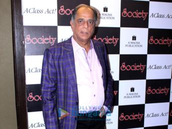 Pahlaj Nihalani launches latest issue of 'Society' magazine