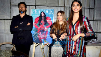 Peacock magazine launch by designers Falguni and Shane Peacock