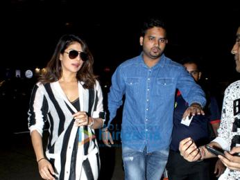 Priyanka Chopra, Akshay Kumar and others snapped at the airport