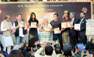 Salman Khan, Salim Khan, Katrina Kaif and others snapped at Bina Kak's book launch