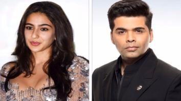 Sara Ali Khan's second film will be for Karan Johar