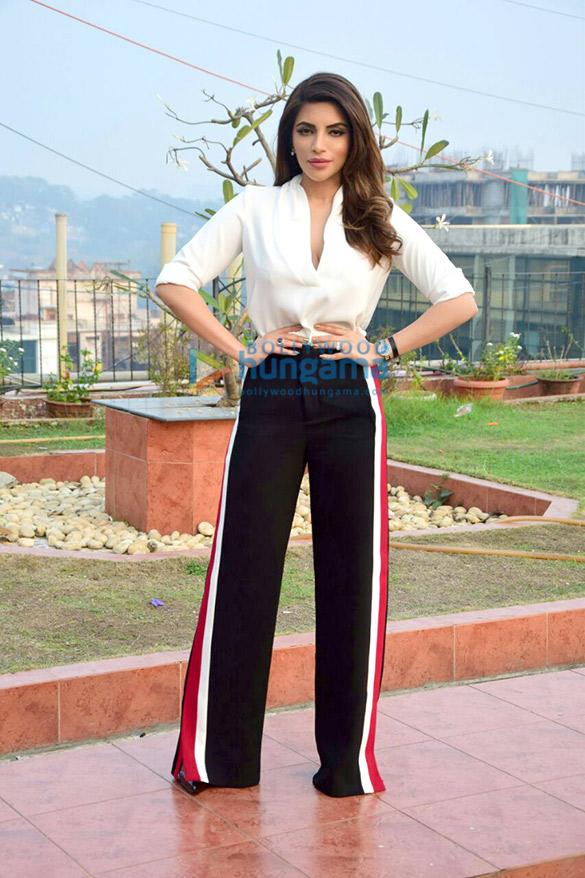 Shama Sikander snapped in Mumbai
