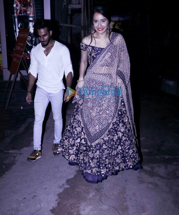 Shraddha Kapoor snapped in Bandra