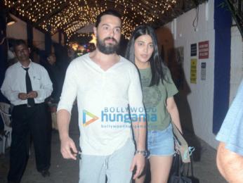 Shruti Haasan snapped with rumoured boyfriend Michael Corsale