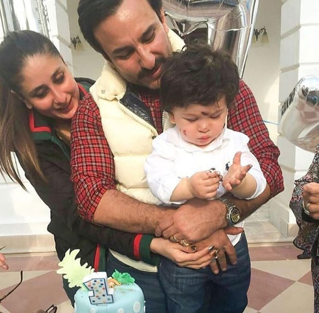 Taimur Ali Khan's birthday Kareena Kapoor Khan, Saif Ali Khan, Karisma Kapoor and others have a blast in Pataudi Palace-7
